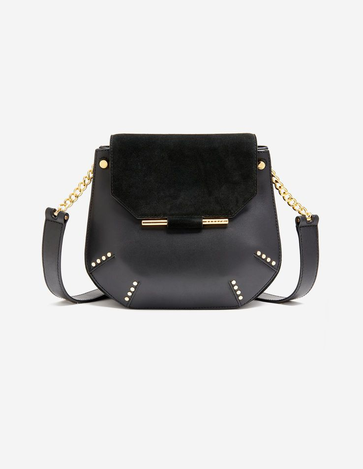 788ebdaf79 Bonnie Bag - Winter collection - Sandro-paris.com   I want to wear ...
