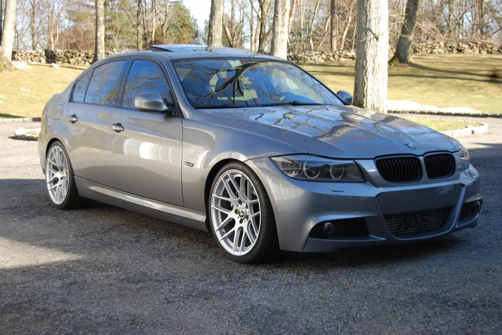 Space Grey E90 Lci 335xi Oss Msport Conversion Kw V1