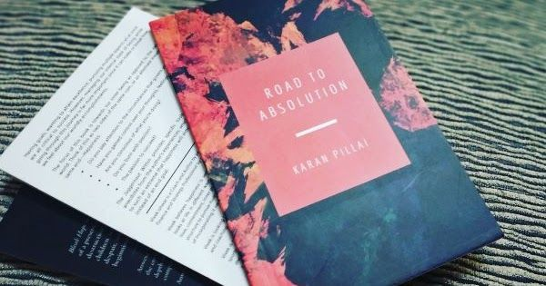 Book review  Road to Absolution by Karan Pillai