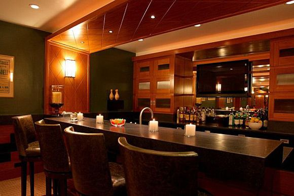 Cool Home Bar Design Ideas