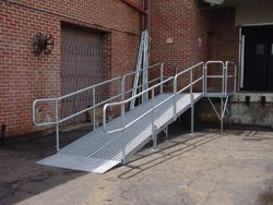 Best Handi Ramp's Handrail Railing Systems Are Manufactured 400 x 300
