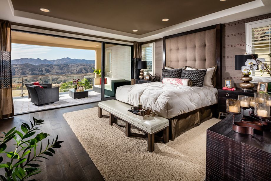 Avila At Porter Ranch Vistas Collection Is An Outstanding New Home Community In Porter Ranch Ca That Offer House Furniture Design Luxury Homes Toll Brothers