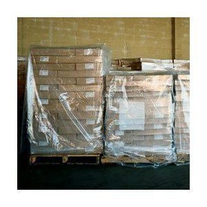 41 X 31 X 72 2 Mil Clear Pallet Cover Pc102 Category Pallet Covers And Sheeting Item Pc102 Large Gusseted Bags Pallet Pallet Of Sod Pallets For Sale