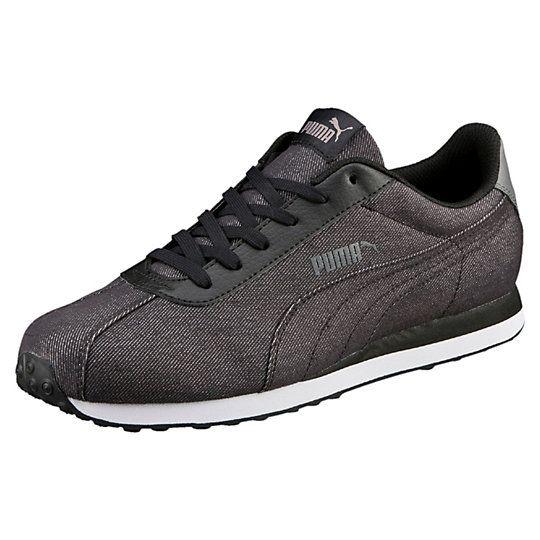 Czarne Buty Meskie Puma Turin W Super Modnym Jeansowym Designie Swietnie Wpasuja Sie W Nadchodzacy Wielkimi Krokami S Sneakers Men Mens Fashion Shoes Sneakers