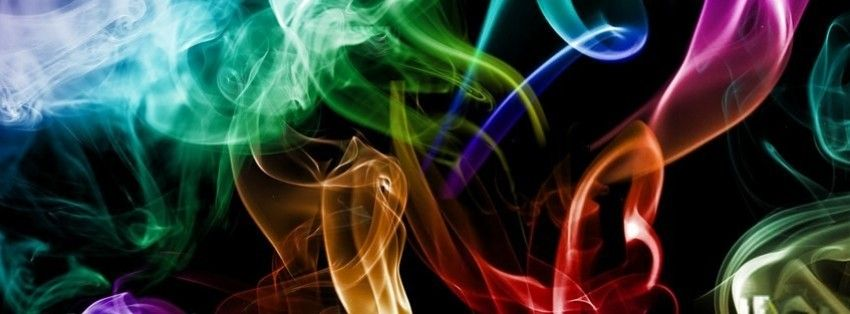 Abstract Colorful Smoke Facebook Cover Colorful Smoke Smoke Wallpaper Ipad Air Wallpaper Free