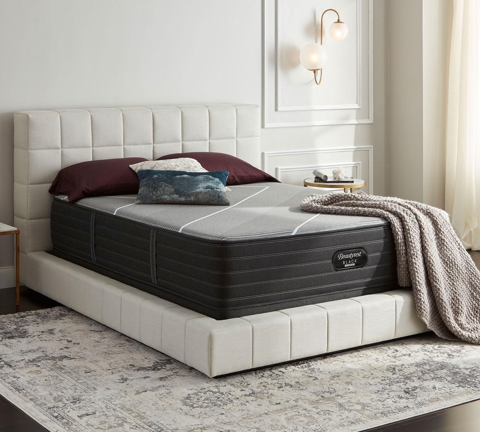 Beautyrest Black Hybrid L Class 12 Medium Mattress In 2020 Luxury Bedding Mattress Sets Beautyrest