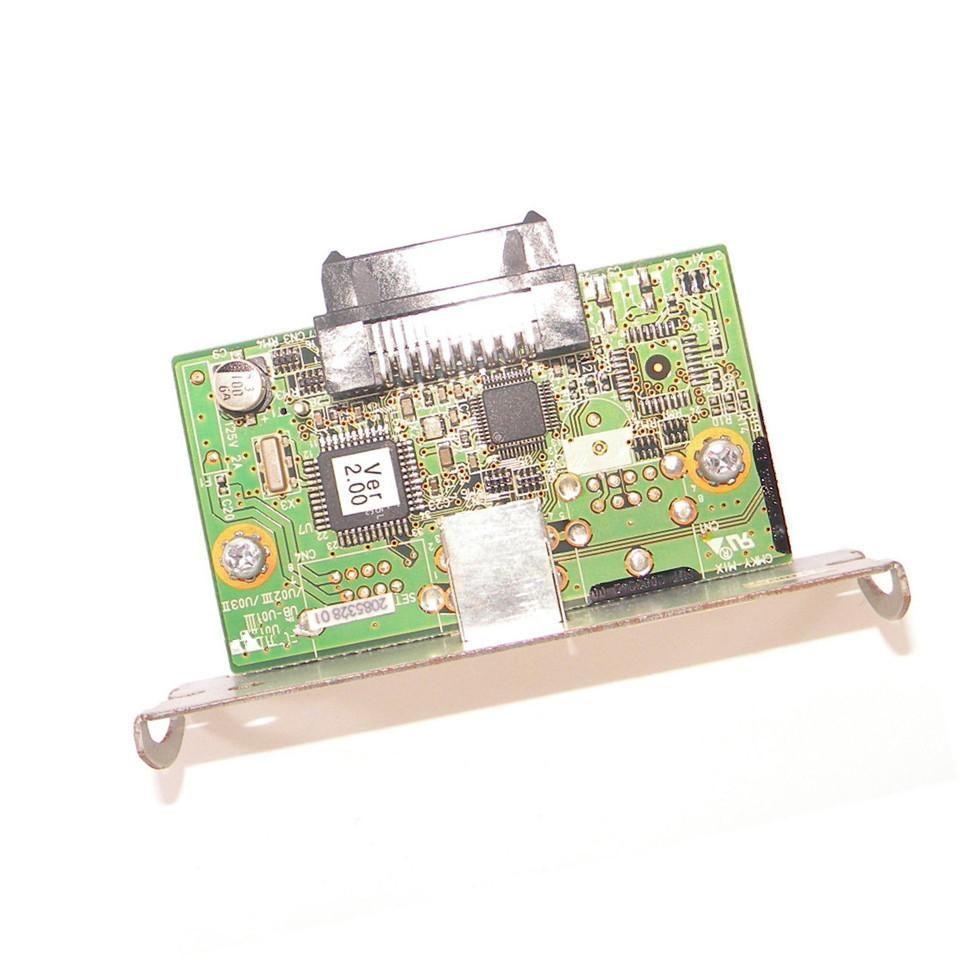 Usb Interface M148e For Epson Tm T88ii T88iii U675 U220 Head Tmu 220 New