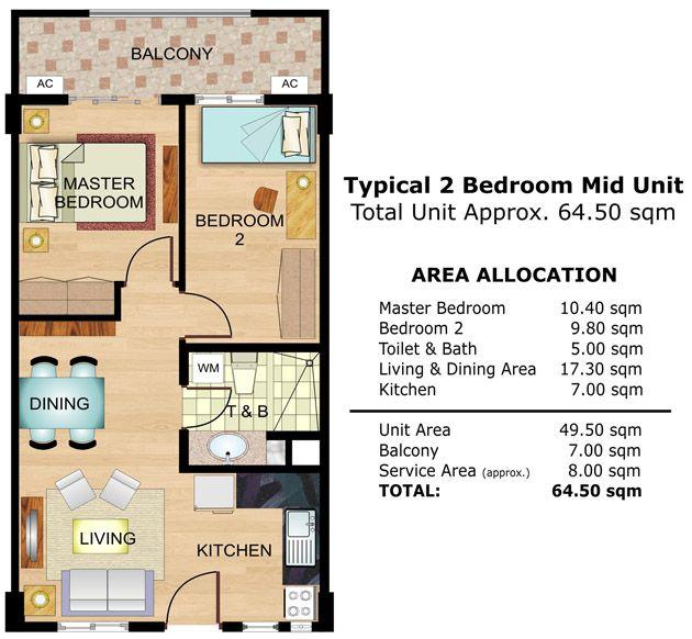 My Manila Condo House Floor Plans Floor Plans Condos For Sale
