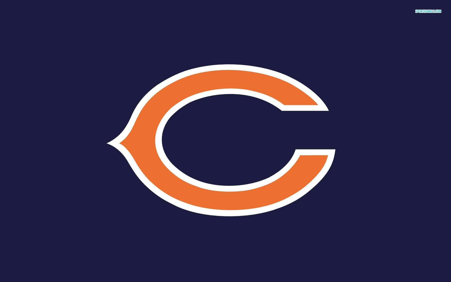 Chicago Bears Desktop Wallpaper Chicago Bears Wallpaper Chicago Bears Football Chicago Bears