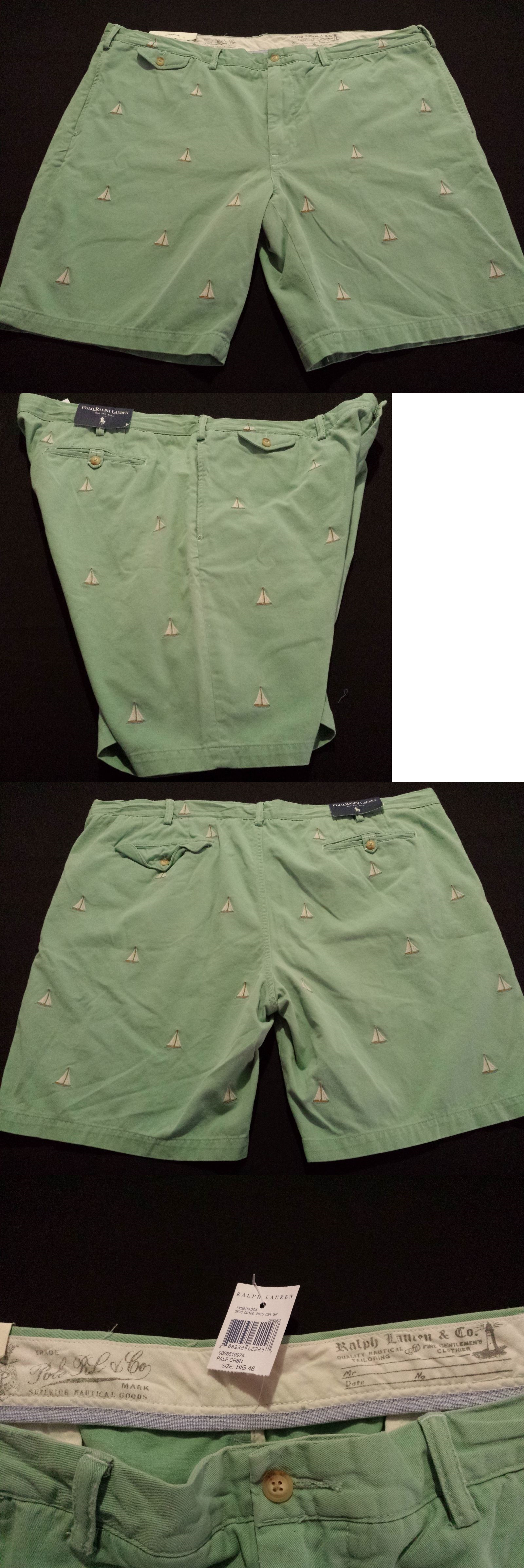 polo green ralph lauren camouflage shorts