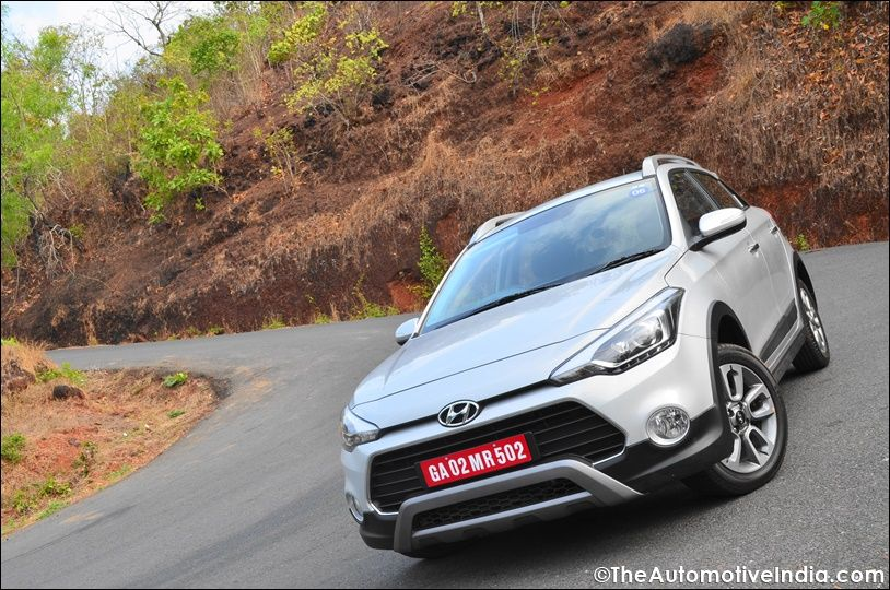 Hyundai i20 Active Review Synopsis