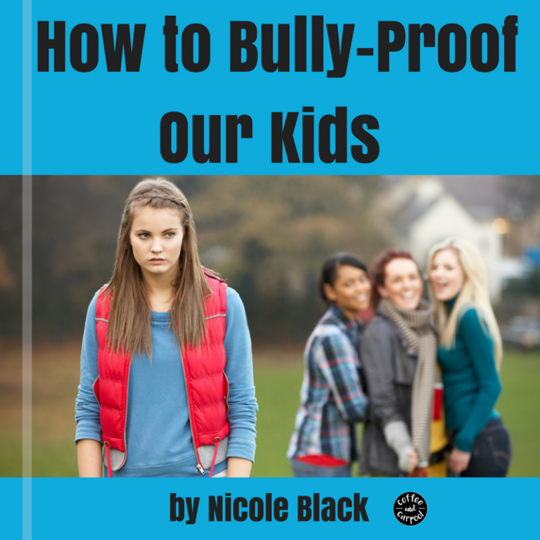 what can a parent do to stop a bully