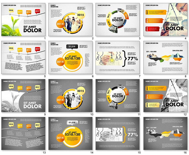 business presentation templates - Google Search presentation - Presentation Project