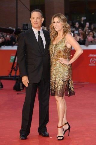 Festa del Cinema di Roma: il red carpet inaugurale con Tom Hanks e il sindaco Raggi