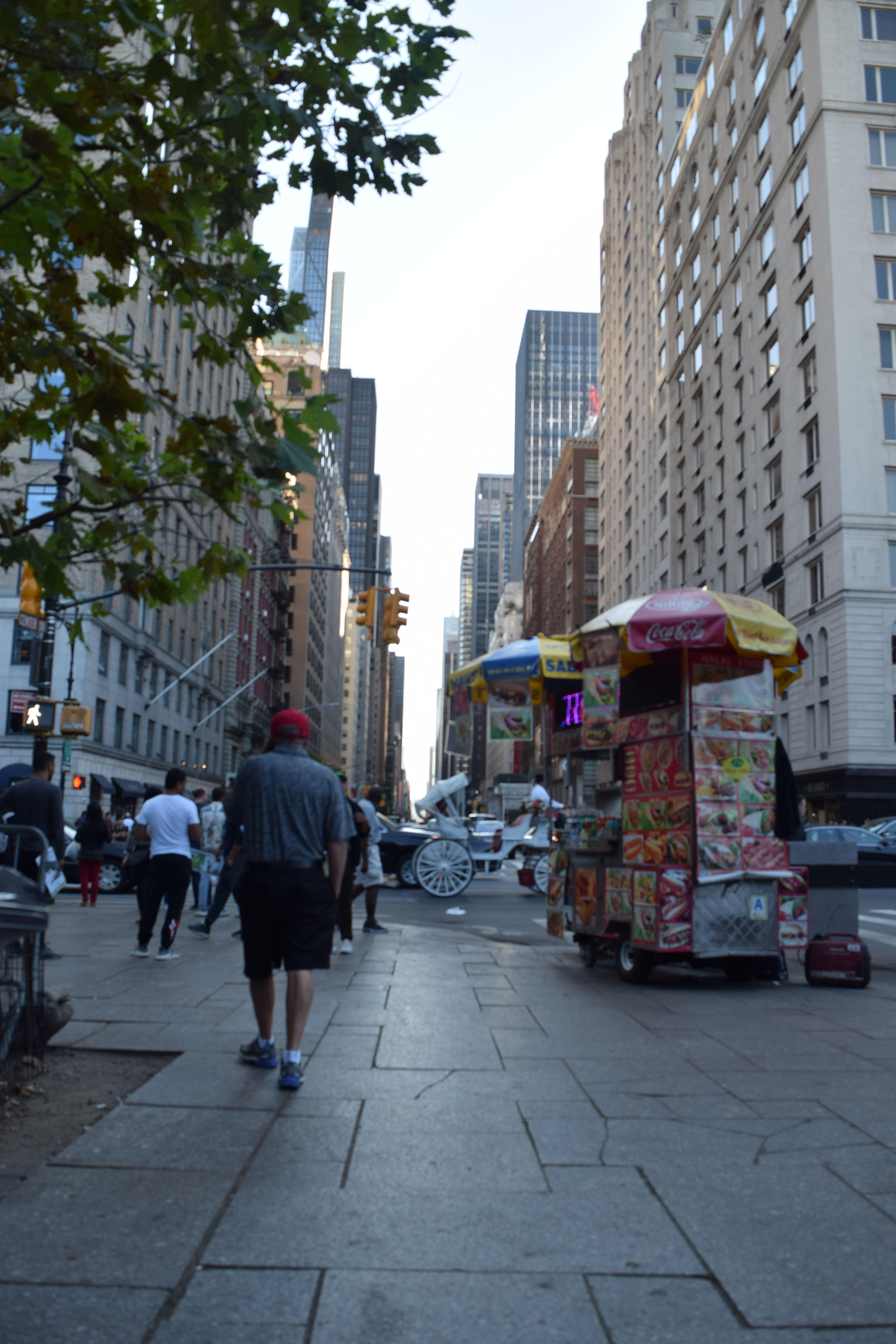 Streets Of New York New York Street Street Amazing Buildings