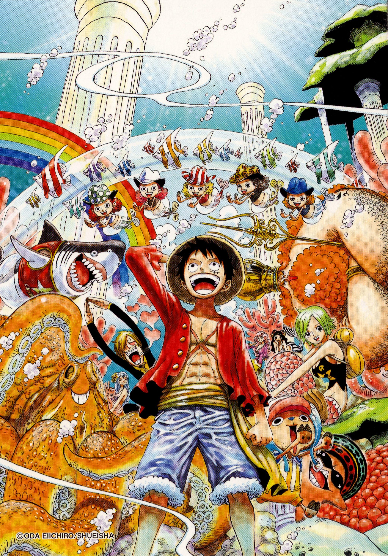 Pin by *Anisazu * on One Piece Eiichiro Oda One piece