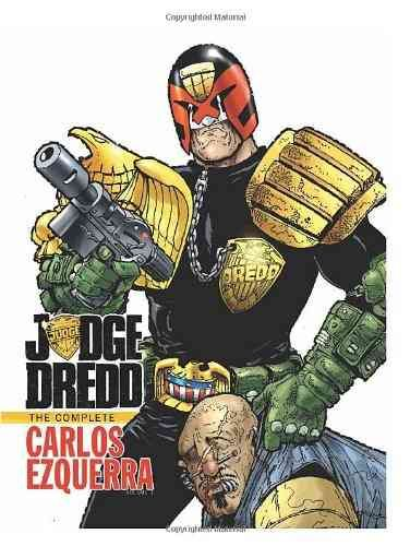 Judge Dredd 1: The Complete Carlos Ezquerra