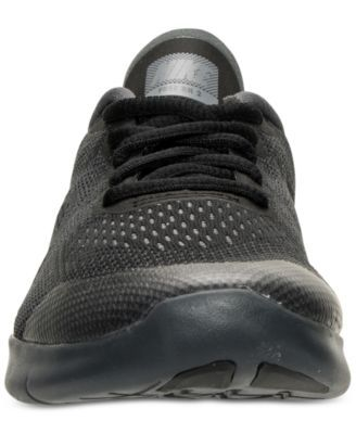3fc89faee293 Nike Little Boys  Free Run 2 Running Sneakers from Finish Line - Black 2