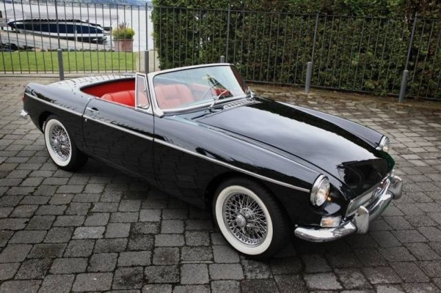 1967 Mg B Roadster Pictures Classic Sports Cars Roadsters British Sports Cars