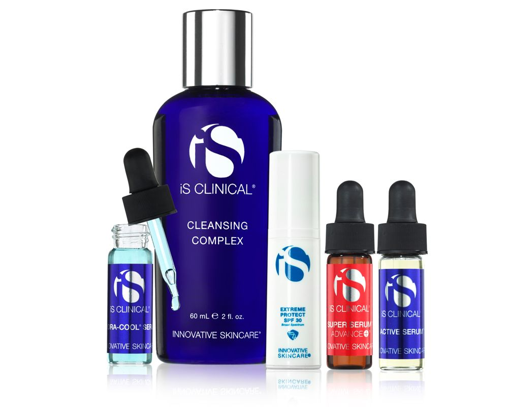 """iS Clinical, the advanced #cosmeceutical skincare house, have combined their """"hero"""" skin essentials to present the new Ultimate Skin Prep Kit, said to optimise skin health and maximise aesthetic treatment results."""
