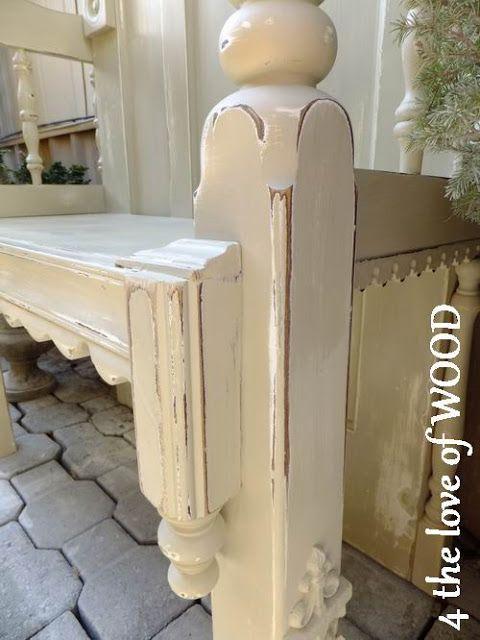 Repurpose bed frame and door