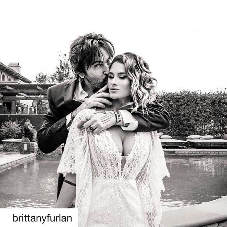 Nikki Sixx Nikkisixxpixx Instagram Photos And Videos Brittany Furlan Celebrity Wedding Photos Tommy Lee