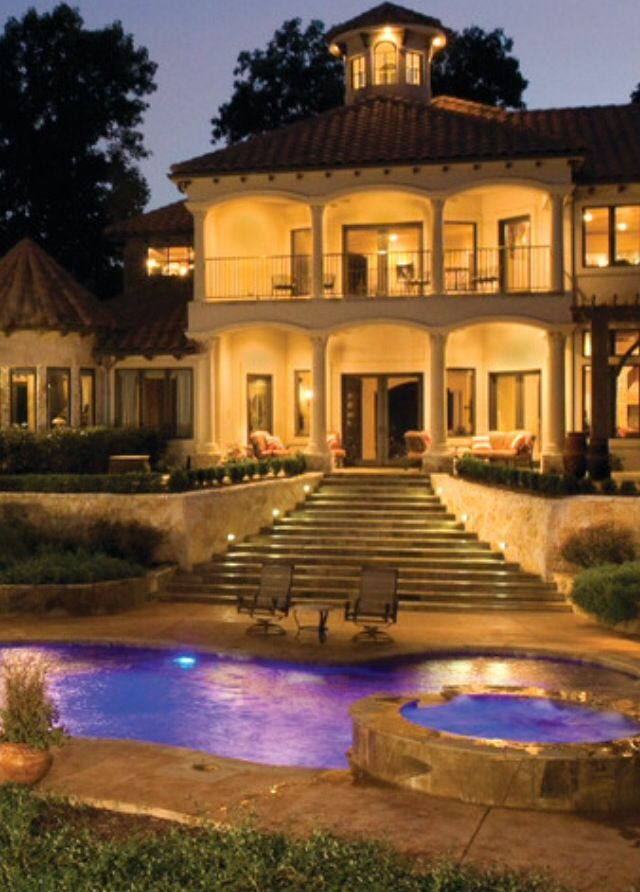 Luxury Homes Outdoors Pools Interiors Mansions Luxury Cool Pools Amazing Swimming Pools