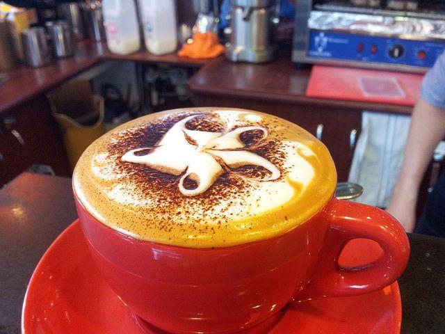 Pin On 3d Coffee Art