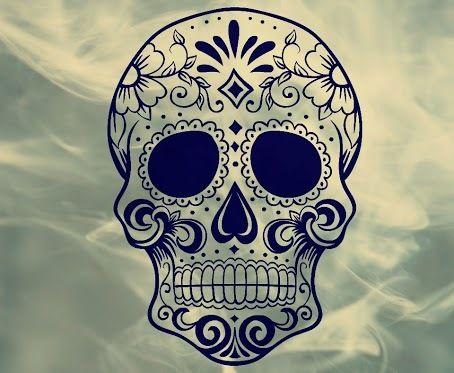 Sugar Skulls Image Result For Hipster Art Drawing Tumblr