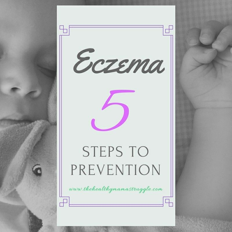 5 steps my family took towards preventing eczema for our