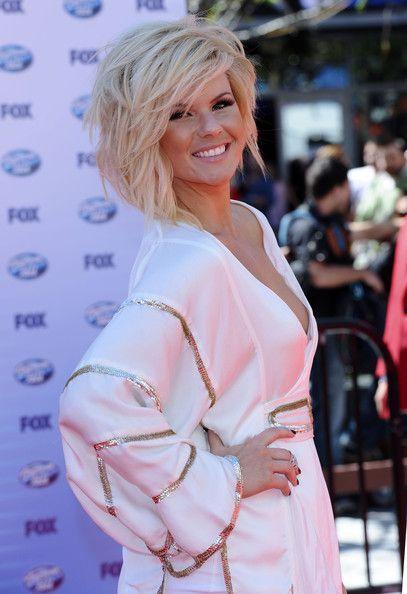 Kimberly Caldwell Hair