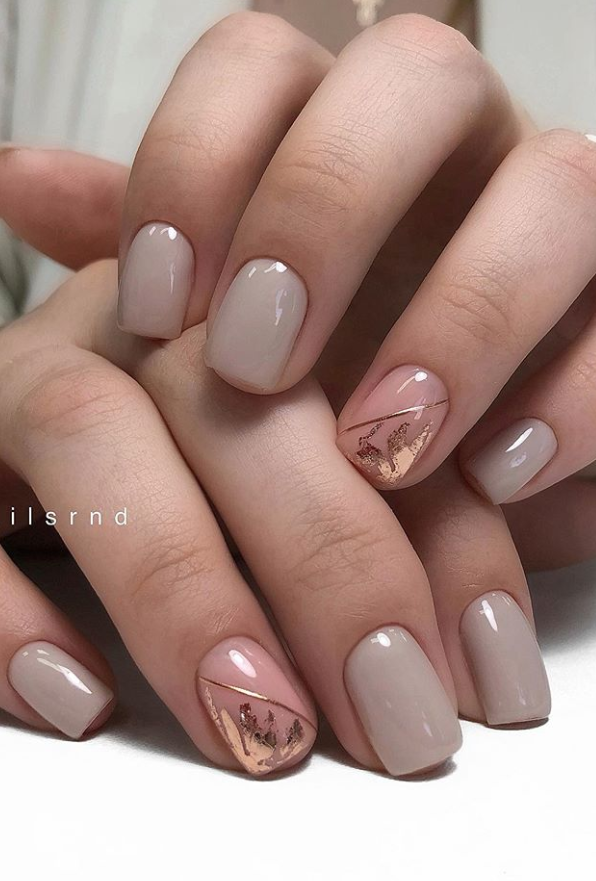30 Hottest Natural Short Nails For Summer Nails Ideas Page 15 Of 30 Latest Fashion Trends For Woman Pink Gel Nails Short Square Nails Oval Acrylic Nails