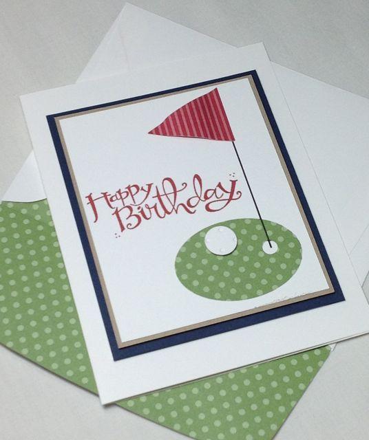 Happy Birthday John Golf Birthday Cards Birthday Cards For Men Themed Cards