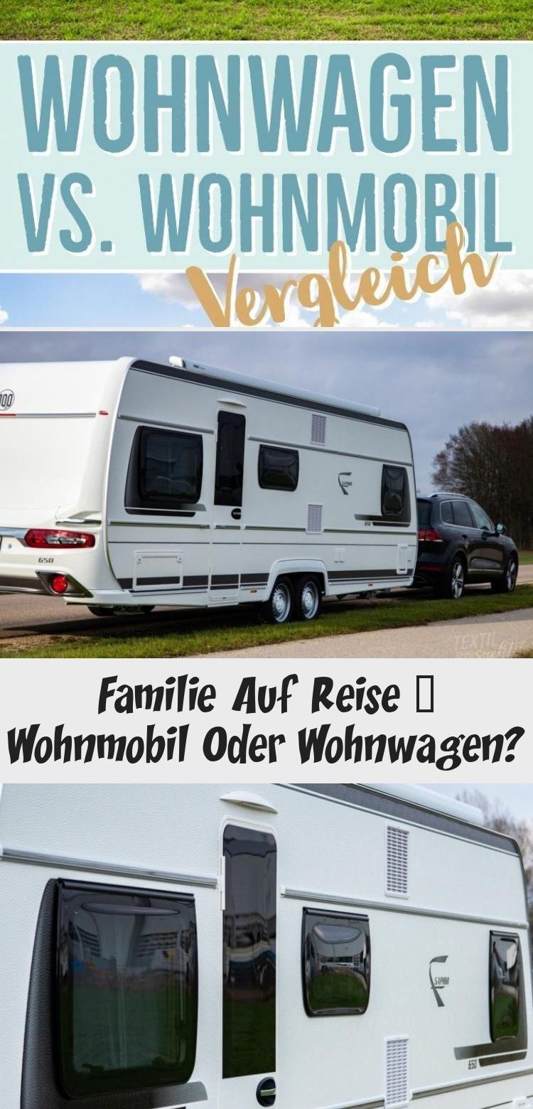 Wohnwagen gegen Wohnmobil – Vergleich #wohnwagenHochbett