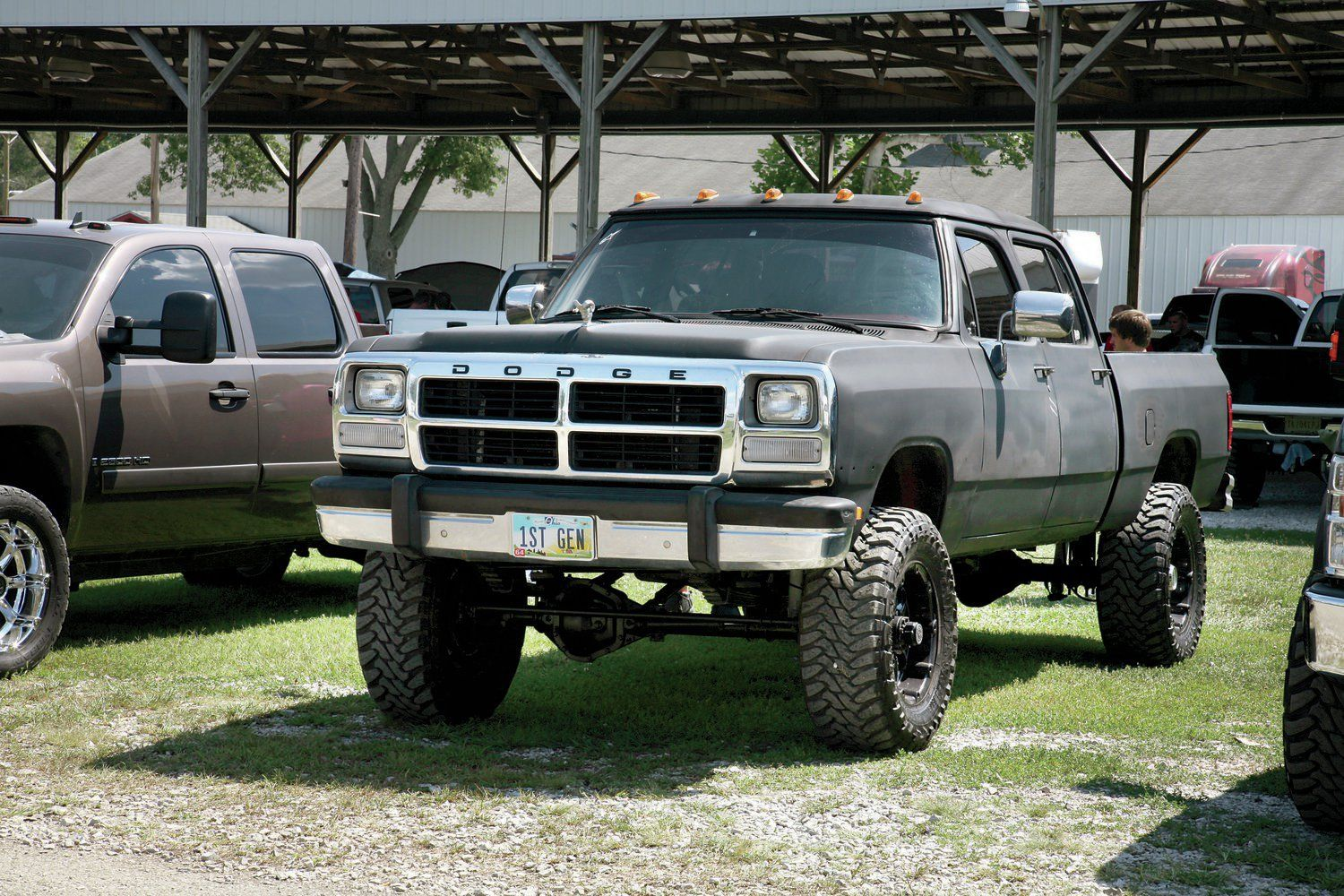 First gen crew cab google search