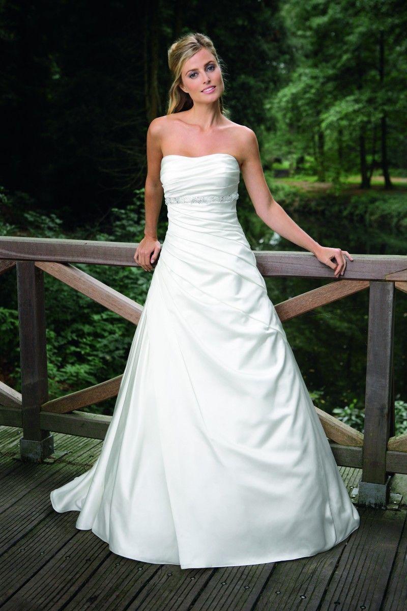 Trouwjurken affinity bridal brautkleider pinterest wedding