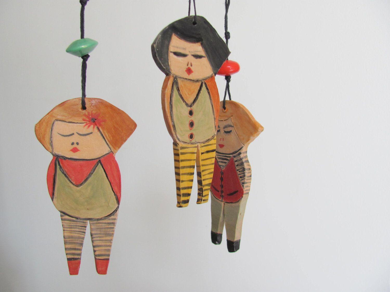 Anna dolls-----------Ceramic Marionette