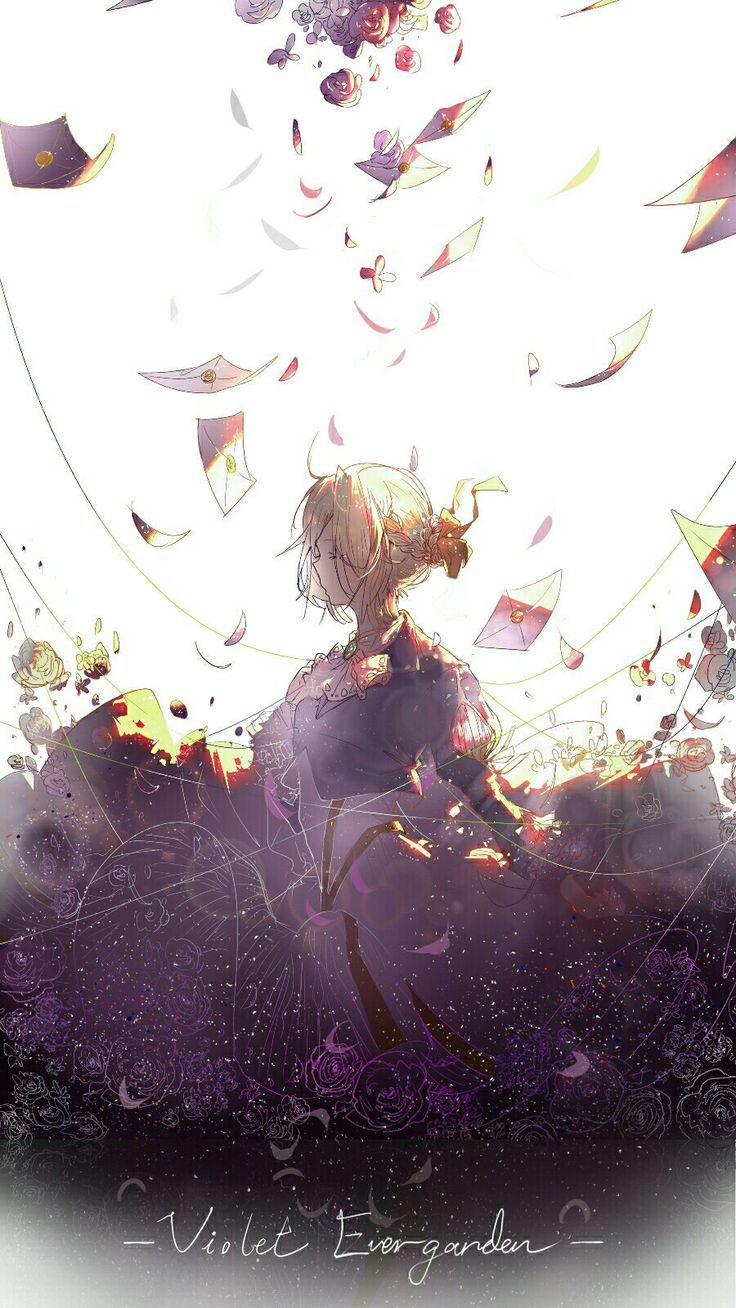 Who Forgives Is God Who Rests Rests Ksjkksjskk Asd Animeartgarden Asd Forgives Violet Evergarden Anime Violet Evergarden Wallpaper Anime Art Girl