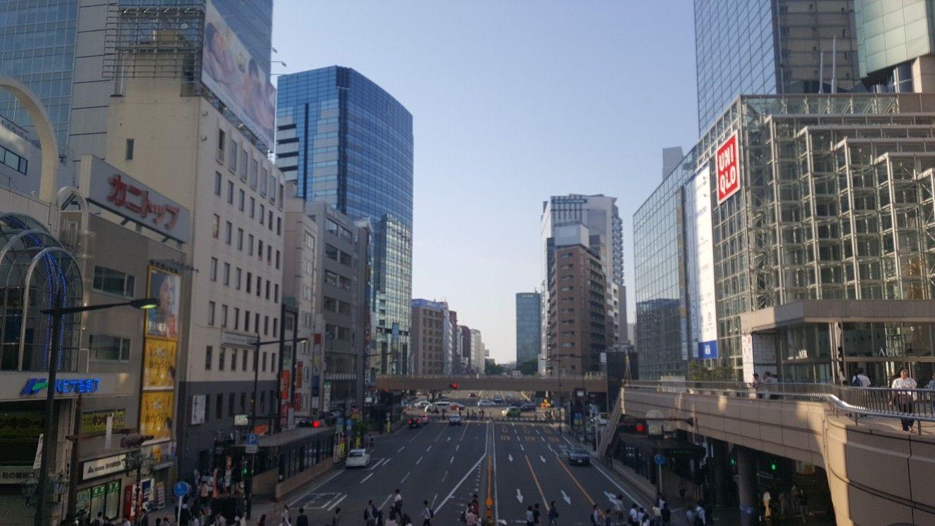 Sendai CBD 仙台中心商务区 센다...