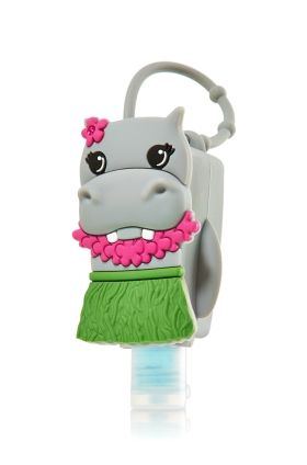 Hawaiian Hippo Pocketbac Holder Bath Body Works Bath Body