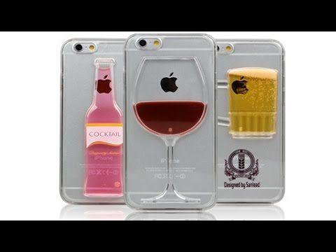 5 Diy Capa De Celular Com Liquido Liquid Phone Case Nanny