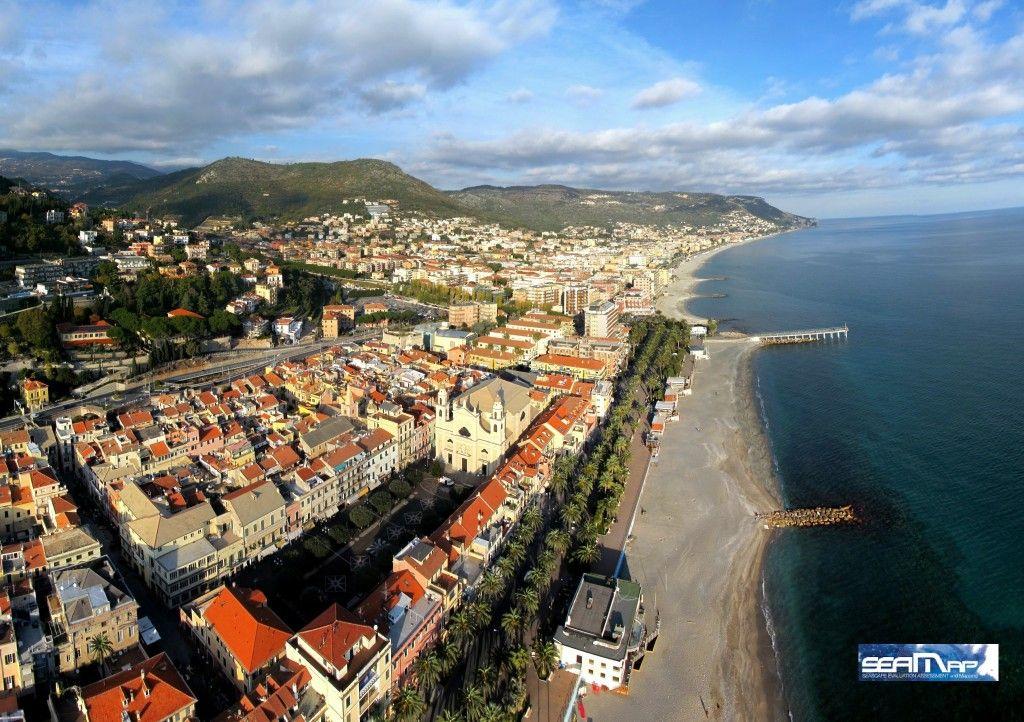Pietra Ligure, Savona, Italy, Dronestagram | My Beloved ...