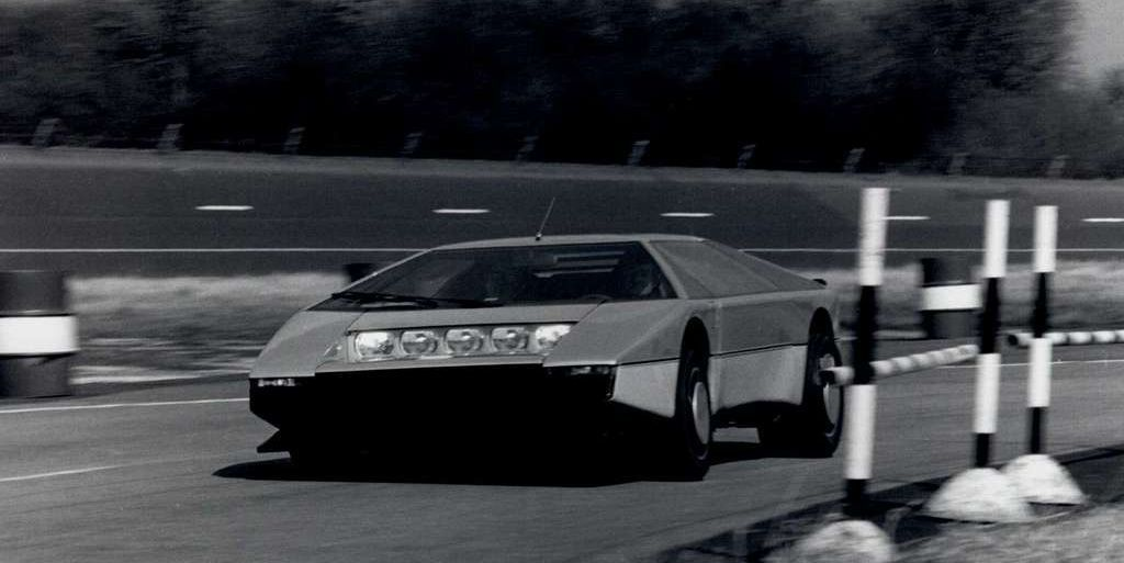 In 1979, Aston Martin Built A Twin-Turbo Wedge That Could Reach 191MPH - RoadandTrack.com