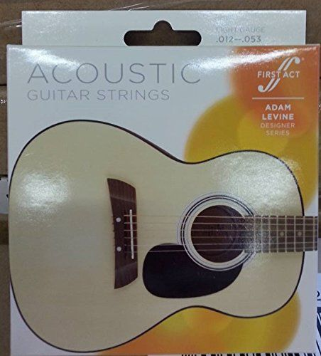 First Act Acoustic Guitar Strings Light Gauge 012 053 Visit The Image Link More Details Note It Is Affiliate Acoustic Guitar Strings Guitar Strings Guitar