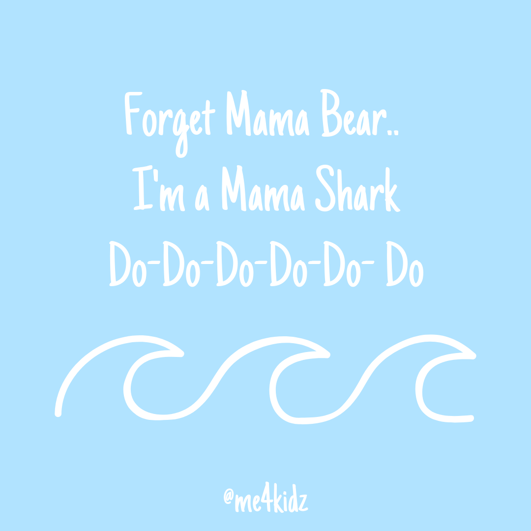 Funnyquote Funnymomquote Momlife Babyshark Quote Mom Quotes Funny Mom Quotes Inspirational Quotes For Moms