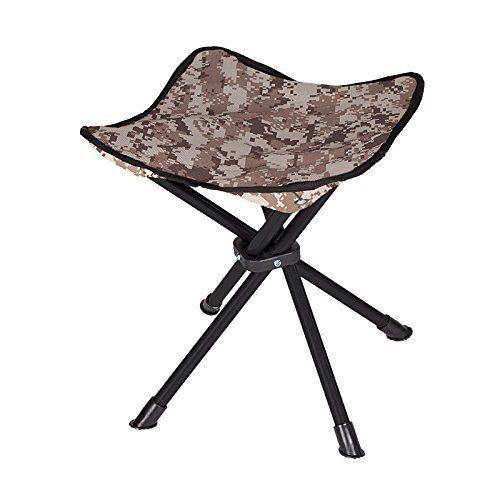 Four Legged Stool Hunting Stool Caming Chair Desert