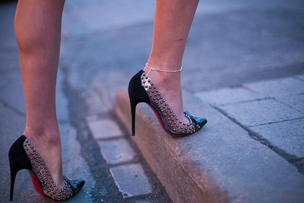 Wardrobe Classics with THOMAS SABO anklet - Marta Tryshak