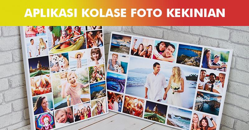 Top Daftar Aplikasi Kolase Foto (Photo Collage) Terbaik