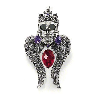 Thomas sabo skull pendant cosas bonitas pinterest skull thomas sabo skull pendant mozeypictures Image collections