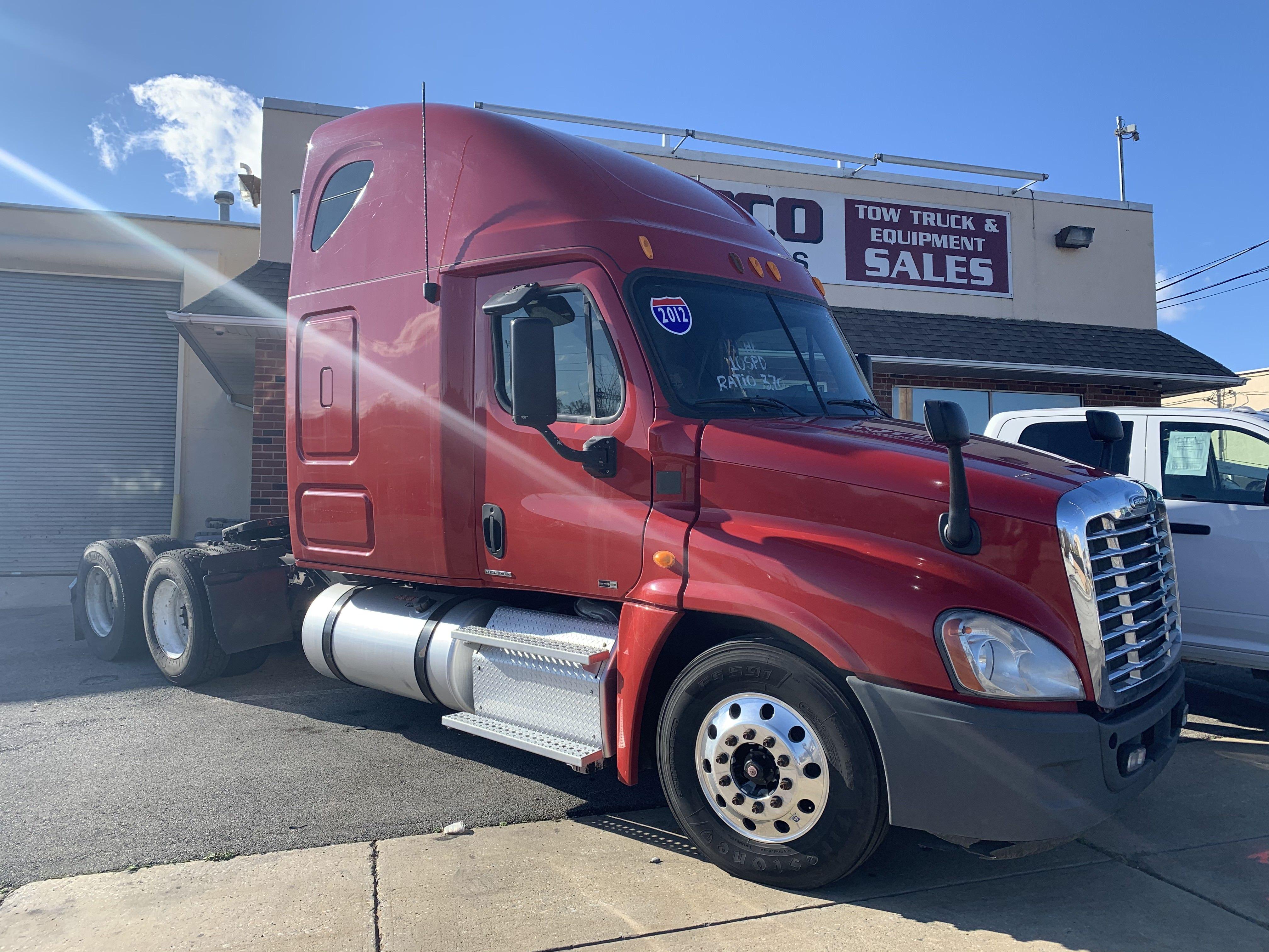 Semi Truck Leasing Freightliner Freightliner Cascadia Semi Trucks For Sale
